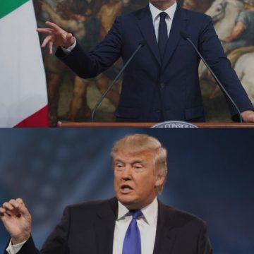 """Quali sono i politici più cercati dagli italiani sul web? In testa Renzi, """"googlato"""" tanto quanto Trump"""