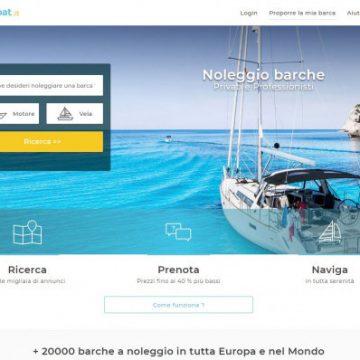 Samboat diventa internazionale. Storia e crescita della prima piattaforma al mondo di noleggio barche tra privati