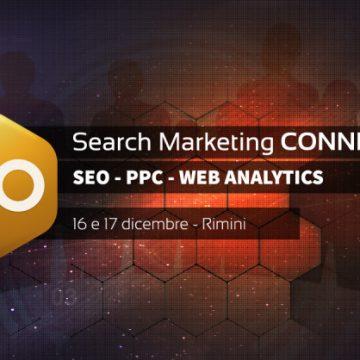 Il Search Marketing Connect fa il pieno di iscrizioni: attesi oltre 500 partecipanti al Palacongressi di Rimini