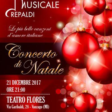 Accademia Musciale Crepaldi presenta il Concerto di Natale 2017