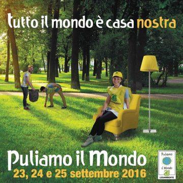 """Ecodom e Legambiente insieme in Veneto per """"Puliamo il mondo 2016"""""""