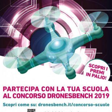 Al via il Premio DronesBench, concorso destinato ai migliori costruttori di droni
