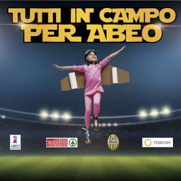 Hellas Verona FC e Despar Aspiag Service protagonisti della raccolta fondi su Triboom per i bambini di ABEO