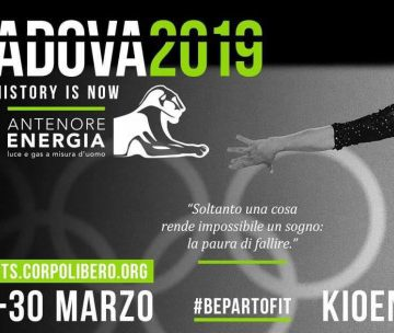 PADOVA 2019 – HISTORY IS NOW
