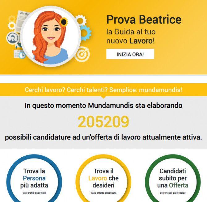 """Beatrice Delvasto in soccorso a Di Maio: """"Ci penso io a trovare il lavoro a chi lo cerca"""""""