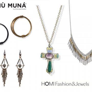 MANÙ MUNÁ® alla HOMI Fashion & Jewels FIERA MILANO