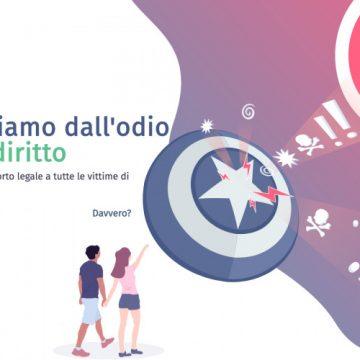 Nasce Chi Odia Paga, la prima piattaforma legaltech italiana per difendersi dall'odio online