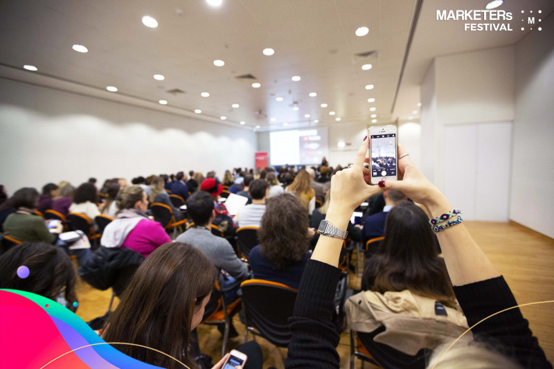 Oltre 800 professionisti del marketing per la quarta edizione del MARKETERs Festival