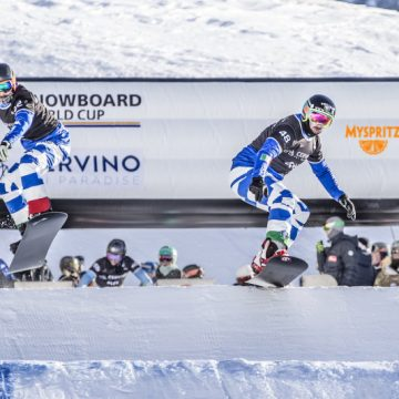 SNOWBOARD CROSS WORLD CUP A CERVINIA 20 – 21 DICEMBRE 2019