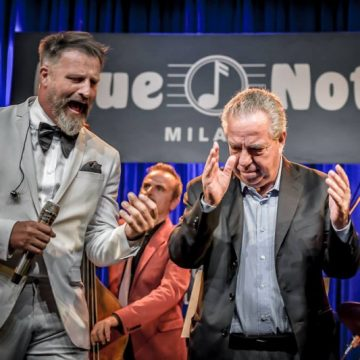 VINCE TEMPERA CON VIK AND THE DOCTORS OF JIVE: LA STRANA COPPIA AL BLUE NOTE MILANO il 19 DICEMBRE 2019
