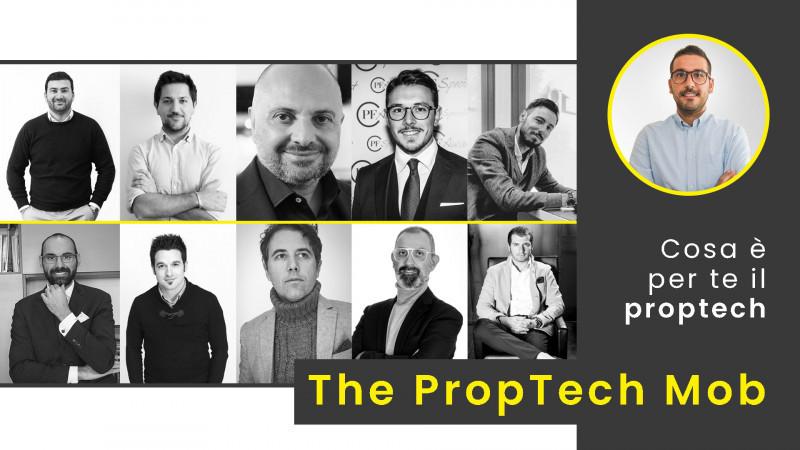 """Nasce il """"PropTech Mob"""": l'alba di una community del proptech italiano verso l'evoluzione del settore immobiliare."""