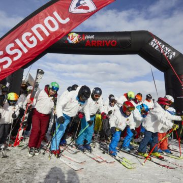 Rossignol X Color Tour 2020 – L'inverno si colora di Green