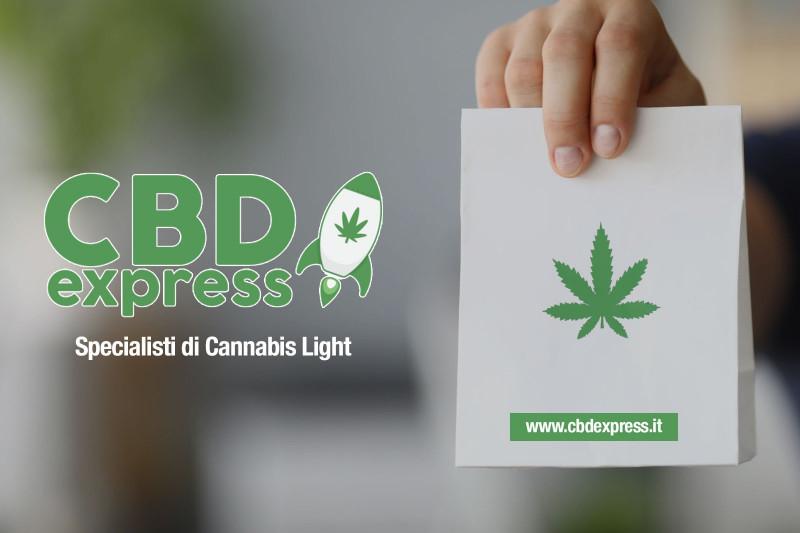 Coronavirus, CBDexpress consegna cannabis light in un ora anche a Roma, Genova e Como