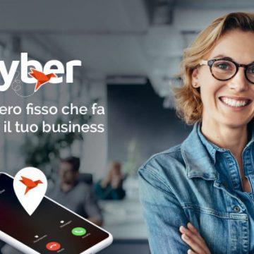 Con Lyber® l'ufficio si gestisce da casa, anche in smartworking