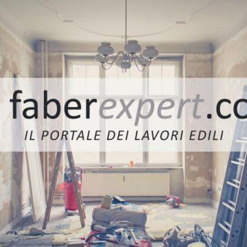 Nasce FaberExpert.com la prima startup che permette di ristrutturare senza uscire di casa