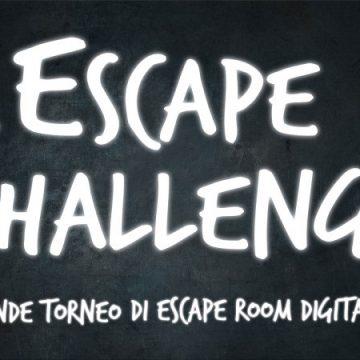 Escape Challenge: il più grande torneo di escape room online