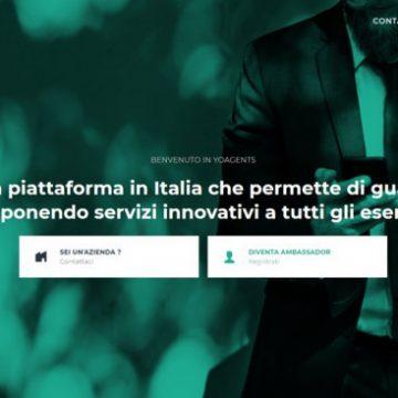 YoAgents, la startup partecipata da Digital Magics, triplica il fatturato nel 2019 e punta a diventare la prima rete digitale di agenti di commercio plurimandatari in Italia