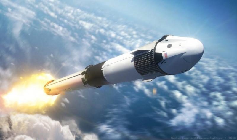 SPACE X: RIDUZIONE DEI COSTI, EFFICIENZA E LARGO AI PRIVATI