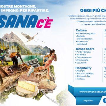 Fase 3: la cittadina piemontese Cesana ripensa il turismo con nuove modalità di accoglienza per ripartire davvero e in sicurezza