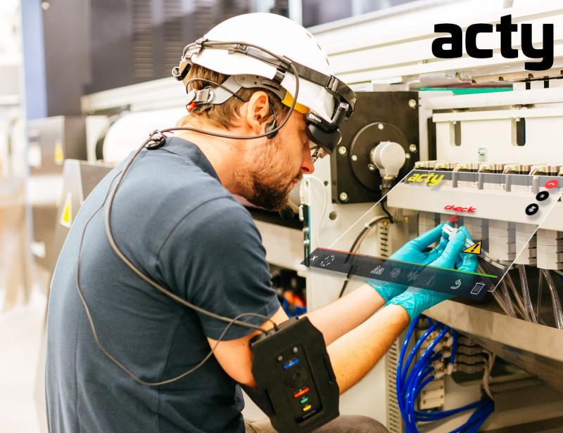 Acty, il software intelligente che risolve i problemi da remoto. Soluzioni smart in realtà aumentata senza spostamenti