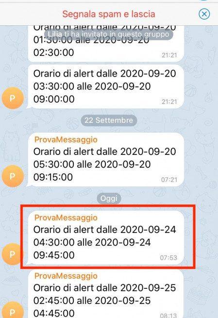 Proseguono i test della startup EqForecast. L'alert via Telegram di una scossa sismica avvenuta venerdì intorno alle 6 è arrivato 26 secondi prima del sisma