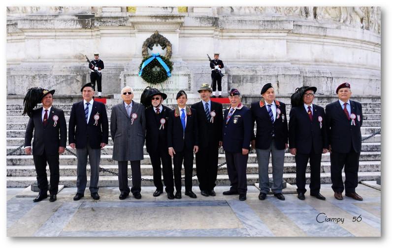 Piazza di Monte Citorio 6 ottobre dalle 09:00 alle 13:00. Comitato Nazionale #noistiamoconpasqualetrabucco per il ripristino della festa del 4 novembre.