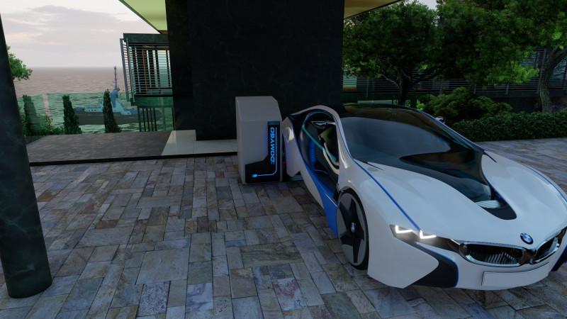 Nasce AUTOMATICA, la colonnina made in Italy che ricarica in automatico i veicoli elettrici