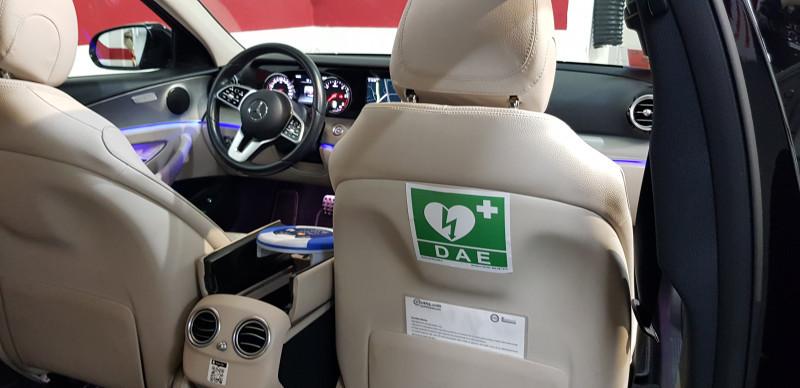 Auto NCC Cardio-protette Vipclass