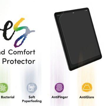 Nasce fives: la prima pellicola per  iPad per la sicurezza ed il confort