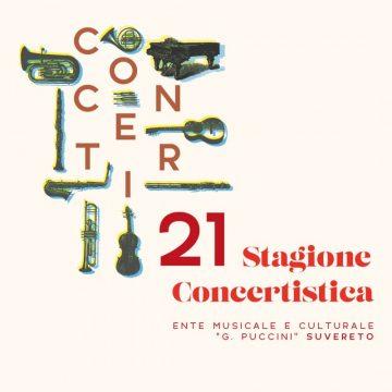 STAGIONE CONCERTISTICA 2021 – TANTA MUSICA NEL CENTRO STORICO DEL BORGO MEDIOEVALE DI SUVERETO (LIVORNO)