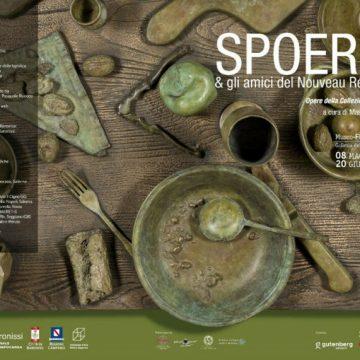 Spoerri & gli amici del Nouveau Réalisme: è tutto pronto per la mostra al FRaC di Baronissi (Salerno)
