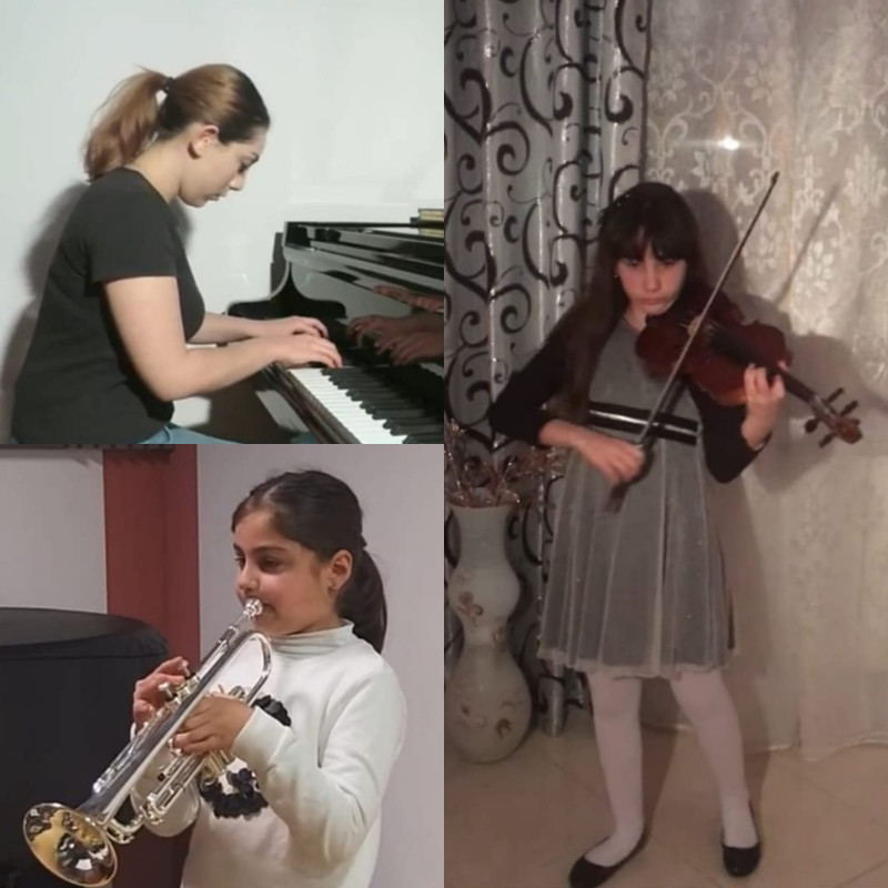 """Bergamo:  Didattica.Mente Musica premia le """"GIOVANI PROMESSE"""" NAZIONALI DELLA MUSICA CLASSICA"""