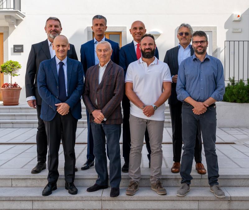 Giuseppe Villani riconfermato Presidente del Consorzio San Daniele
