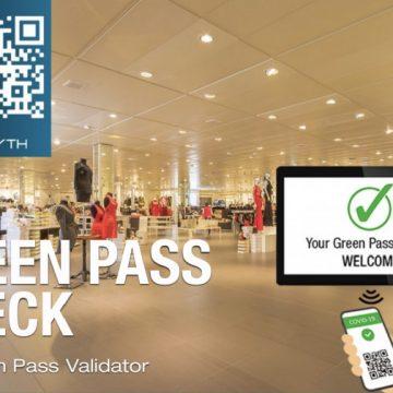 """L'azienda milanese Zenyth lancia il """"GP-Check"""", il primo sistema automatico di lettura Green Pass (QR) senza operatore"""