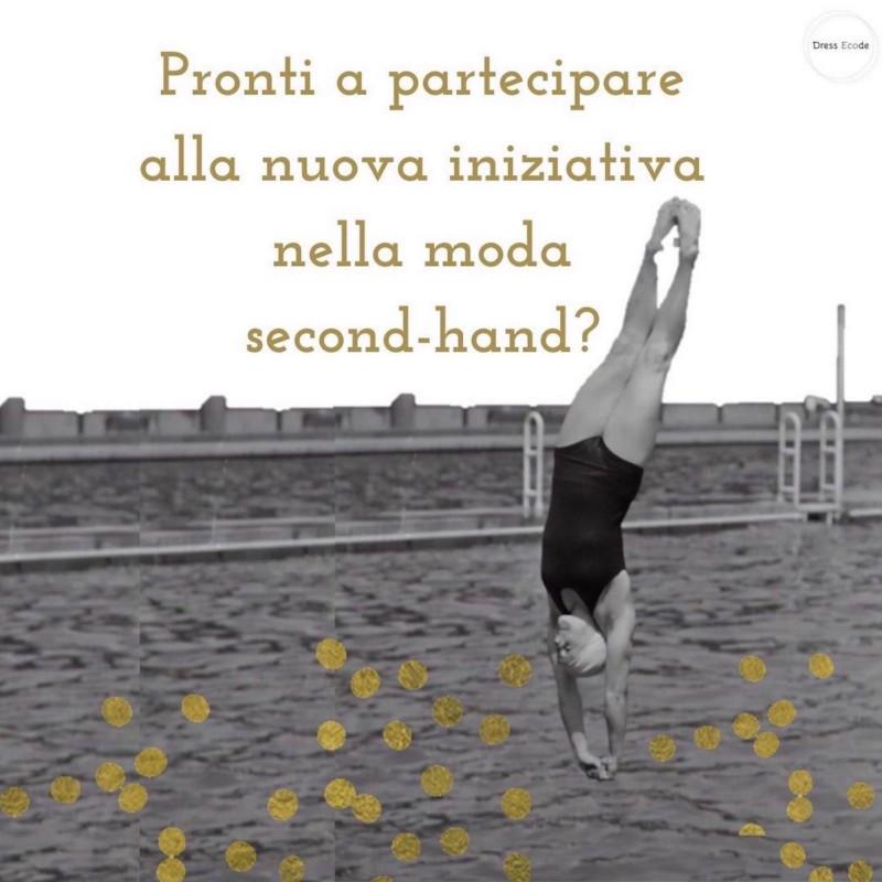 Moda second-hand e vintage: boom in Italia. Dress ECOde lancia il primo studio indipendente dedicato al settore