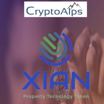 CryptoAlps project: campagna di raccolta IDO, target primo step 50 Milioni di Dollari in Cryptovaluta XIAN Token per lo sviluppo della piattaforma in attesa del lancio