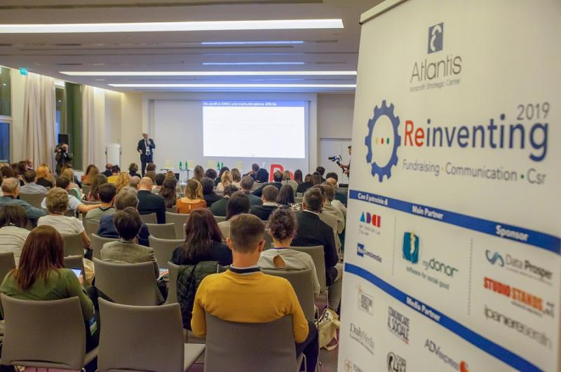 Torna Reinventing, Terzo Settore riunito a Milano per dare energia alla solidarietà