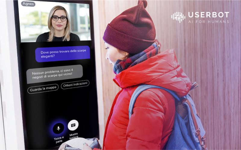"""Userbot lancia gli """"Umani Digitali"""", assistenti virtuali ultra-realistici per conversazioni ancora più evolute"""